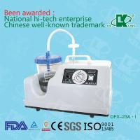 Wholesale suction apparatuses DFX-23A.I from china suppliers