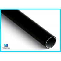 Wholesale Black Eco-Friendly  Anti-static Lean Pipe Plastic Coated Steel Pipe For Workshop from china suppliers