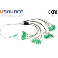 Wholesale 1*32 GEPON GPON G657A Optical Module Splitter Splitter coupler with sc pigtail from china suppliers