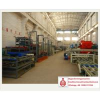 Wholesale Automatic Eps Sandwich Panel Mgo Board Production Line for Cement / Mgo / Wood Saw Powder from china suppliers