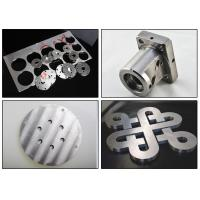 Wholesale Precision Machining Stainless Steel Components , Laser Cutting Steel Service For Hardware from china suppliers