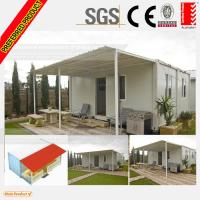 Wholesale steel structure contaienr house with steel sheld from china suppliers