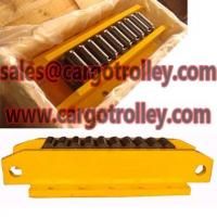 Wholesale roller skids crawler type means go straight roller skate from china suppliers