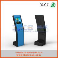 Wholesale Large Screen Kiosk Information Kiosk System Touch Anti - Dust 250 Cd/㎡ Brightness from china suppliers