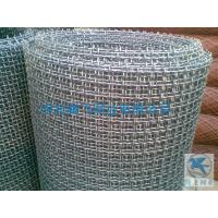Buy cheap Double Crimp Rectangular Aperture Wire Mesh ( HIGH QUALITY ISO 9001) from wholesalers