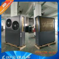 Wholesale 15.1kw Air To Water Heat Pump For Heating And Cooling COP 4.0 With Galvanized Steel Cabinet from china suppliers