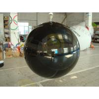 Wholesale Attractive Inflatable Giant Advertising Balloon , Decoration Inflatable Mirror Balloons from china suppliers