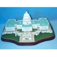 Wholesale Customized polyresin 3D Model Buildings house models for decorated  from china suppliers