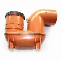Wholesale P Trap, Available in Orange, Made of PVC, Good Ageing-resistant, BS Standard from china suppliers