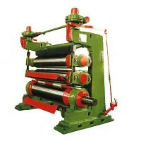 Wholesale PVC Film Calender Machine Line Includes Planetary Extruder Machine And Cooler from china suppliers