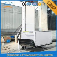 Wholesale 250kgs 4.5m CE Hydraulic Home Wheelchair Elevator Disabled Hydro-wheelchair Lift from china suppliers
