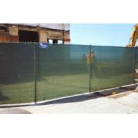 Chain Link Fence w/ Pounded Posts
