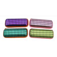 Wholesale light weight eva zipper spectacles case with cheap price and OEM LOGO from china suppliers