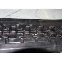 Quality KOMATSU PC07.7FR  YANMAR B17.3 SV17 Excavator Rubber Track 230*72K*47 for Construction machinery for sale
