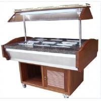 Wholesale Salad Buffet Commercial Buffet Equipment With Marble Stone Base NN-SB 1400 from china suppliers