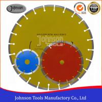Wholesale Sintered Segmented Diamond Circular Saw Blade For Cutting Granite from china suppliers