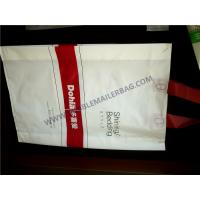 Wholesale Durable Apparel Packaging Bags , Custom Printed Ziplock Bags Corrosion Resistant from china suppliers