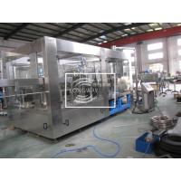Wholesale High Speed Automatic 3 In 1 Aerated Beverage/Soft Drink Production Line from china suppliers