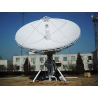 Wholesale 6.2m C/ku Band Satellite Antenna, 6.2m earth station c / ku, rx/tx satellite dish from china suppliers