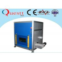 Wholesale Industrial 4.0 Fiber Laser Marking Machine for Metal with Conveyor Belt , 7 m/min Speed from china suppliers