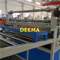 Quality 1200-1350 Square Meter Plastic PVC Marble Panel Machinery 1-2 Persons Per Shift for sale
