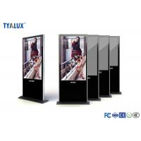 Wholesale 1080P resolution LCD Digital Signage Android 4.4 Operating System from china suppliers