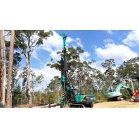 Buy cheap Multi - functional Rotary Pilling Rig / CFA Construction Borehole Pile Machine KR80M from wholesalers