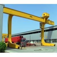 Wholesale 10-16 ton MH type Electric Hoist Truss Girder Overhead Bridge Crane from china suppliers