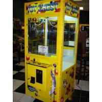 Wholesale TOY CHEST claw crane machine for sale from china suppliers