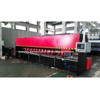 Quality CNC V Grooving Machine Equipped 380V 60HZ , V Groove Cutter High Efficiency for sale