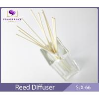 Quality indoor volatile 60ml Lavender Essential Oil Reed Diffuser for beauty salon for sale