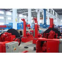 Wholesale 11 M Elevating Stroke Pipe Welding Manipulator , Column Boom Welding Equipment from china suppliers