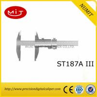 Buy cheap Mono - block Large Vernier Caliper / Stainless Steel Calipers for good sale/High precision calipers from wholesalers