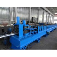 Wholesale Full Automatic Rack Roll Forming Machine , Pitch Fence Post Forming Machine from china suppliers