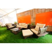 Wholesale SGS ISA REACH Turf Artificial Grass For Homes , Landscape Anti UV from china suppliers