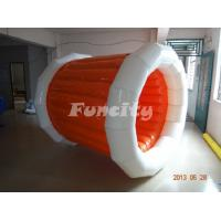 Wholesale Double 0.6 Mm Pvc Tarpaulin Inflatable Water Roll Ball For Swimming Pool Game Funny from china suppliers
