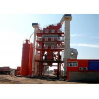 Buy cheap 280~320 T/H Asphalt Mixing Plant With 200 Tons Finished Storage Bin , 922KW Power from wholesalers