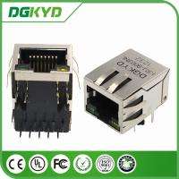 Quality PoE+ RJ45 Connector with internal isolation Transformer module for Industrial application for sale