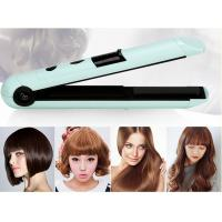 Wholesale Small 1'' Rechargeable Hair Straighteners Hair Styling Iron 20*3.4*3.8cm from china suppliers