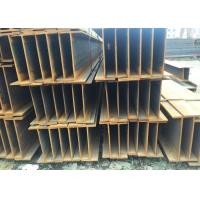 Wholesale Hot Rolling Iron Prime Q235B Steel H Beams with grade JIS SS400 SS490 for construction material from china suppliers