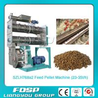 China Livestock feed pig feed granulator for making pellet feed with Best price on sale