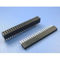 Buy cheap China copy 1.27 mm pitch socket strip header female Header for LED screen single row from wholesalers