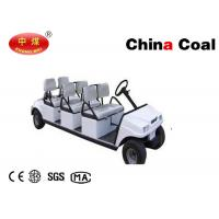 Wholesale 6 Seater Transport Scooter Electric Golf Cart for 5 to 6 people with Welded Steel Frame from china suppliers