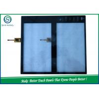 Buy cheap 9'' Touch Panel 2 Pieces Sensor Glass With 1 Piece Cover Glass COF Two In One Type from wholesalers