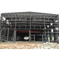 Wholesale Pre-engineered China Custom Design Prefabricated Light Steel Structure Building Workshop from china suppliers