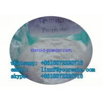 Wholesale CAS 57-85-2 Testosterone Propionate Male Muscle White Crystalline Powder from china suppliers
