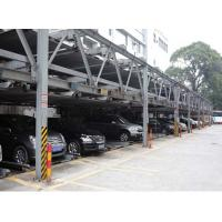 Wholesale 2-6 Layers Multi-levels Puzzle Car Parking System Automatic Car Parking System Solutions from china suppliers
