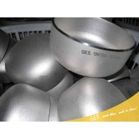 Quality steel cap stainless steel 304/304L seamless ASME B16.9 for sale