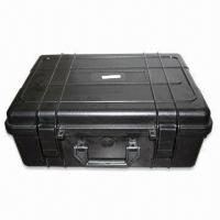 Wholesale Plastic tool cases, customized colors are accepted from china suppliers