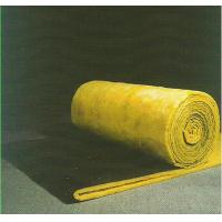 Wholesale Sound Absorption Glass Wool Blanket / Felt Roll Faced With Black Glass Tissue from china suppliers